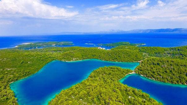 Ile de Mljet - Croatie