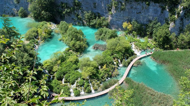 Les lacs de Plitvice en Croatie, une merveille de la nature !
