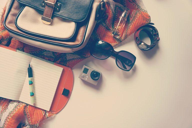 Accessoires indispensables voyage