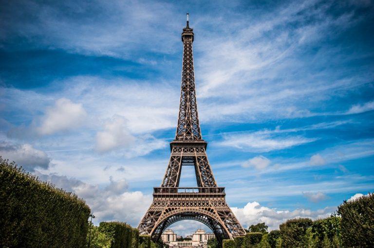 La dame de fer - La tour Eiffel
