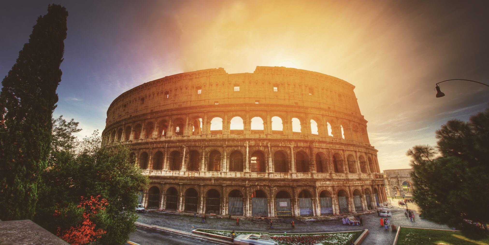 booktrip colisée rome voyage