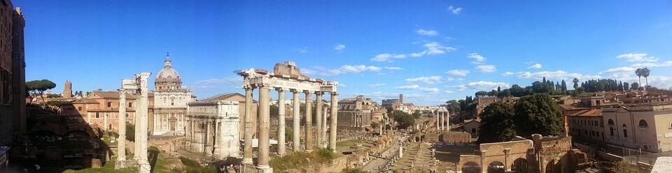Rome capitale d'un empire Booktrip.fr