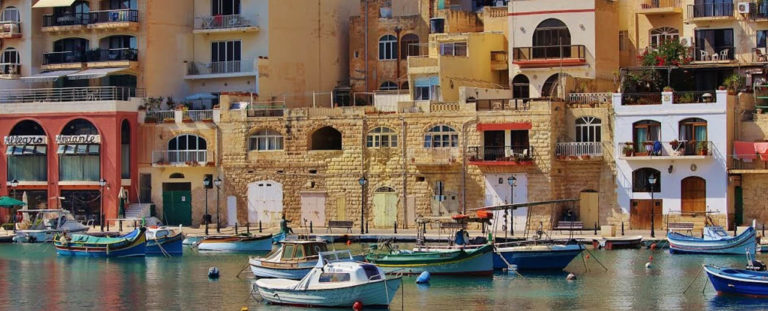 Malte vacance hiver booktrip