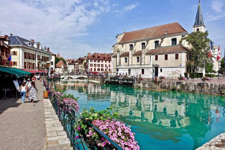 Weekend amoureux annecy Booktrip
