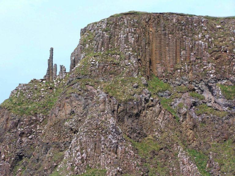 La chaussée des géants Ireland voyage Booktrip