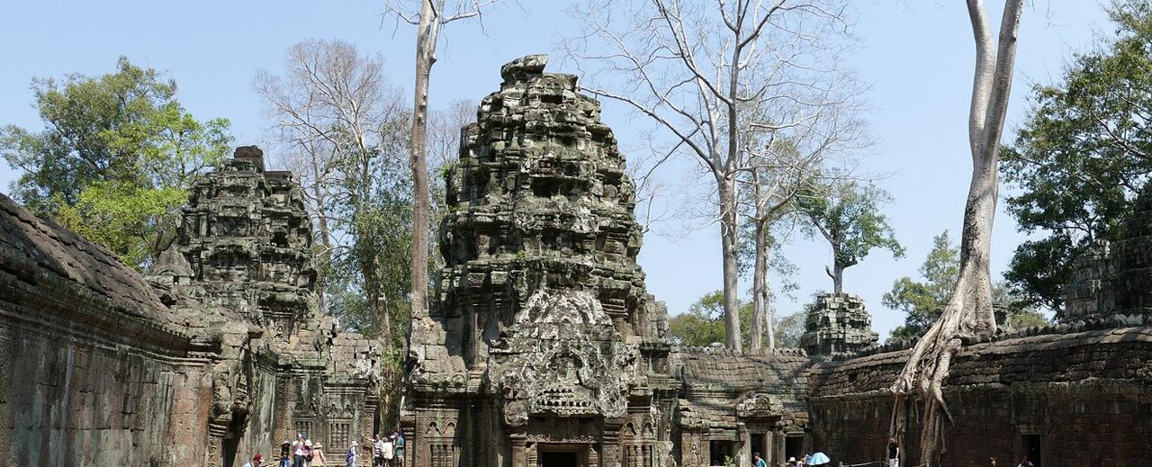 Le temple Ta Prohm Voyage Cambodge Booktrip