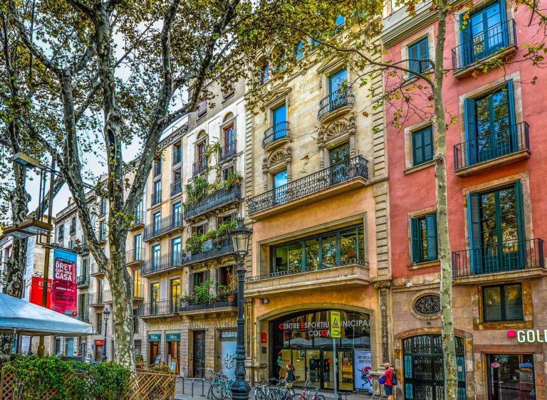 Barcelone voyage st valentin booktrip