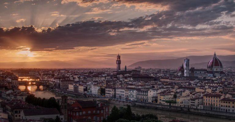 Florence voyage st valentin booktrip