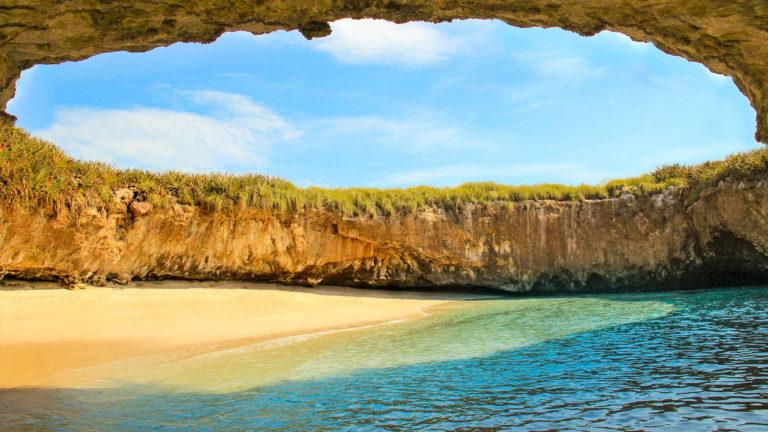 l'ile cachée Islas Marietas Voyage Mexique Booktrip